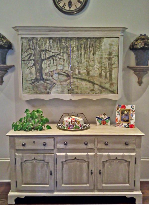 Sylviatdesigns Furniture Refinishing New Orleans