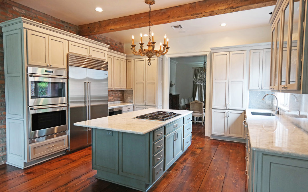 Beautiful and Cost-Effective Kitchen Makeover – Cabinetry Finishes