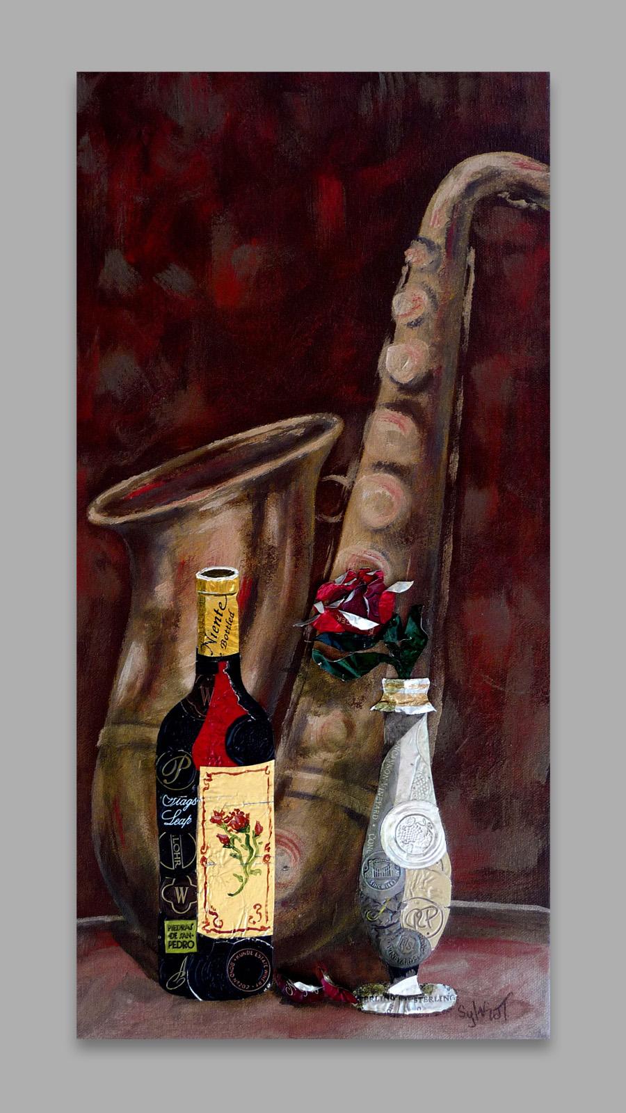 """""""Sax and Wine"""""""
